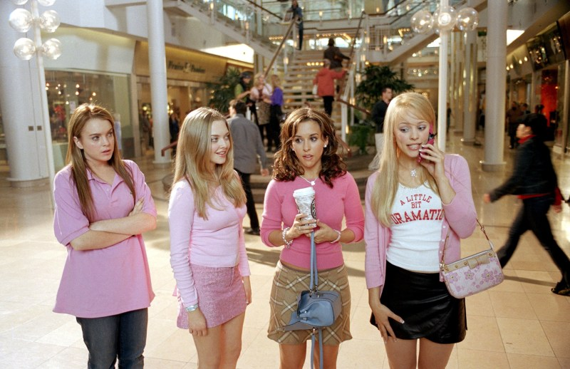 Mean Girls Memory Lane