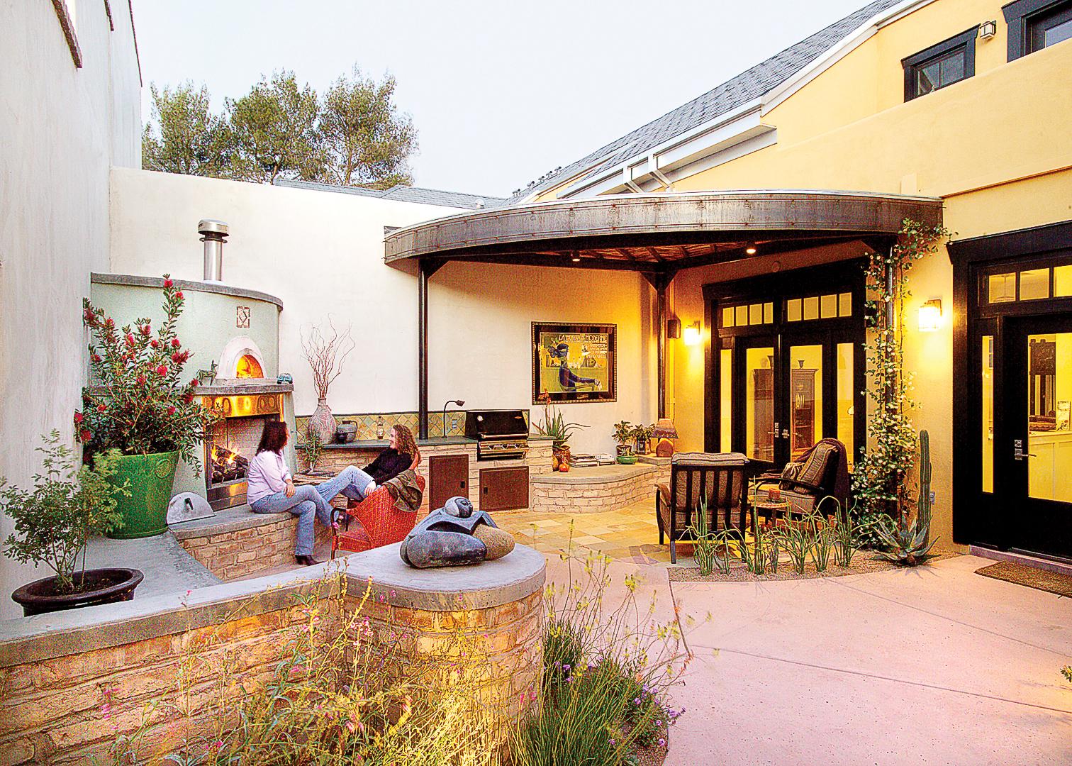 Patio Ideas and Designs - Sunset - Sunset Magazine on Cozy Patio Ideas id=58929