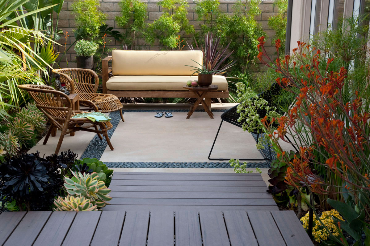 - Sunset Magazine on Simple Yard Designs id=83168