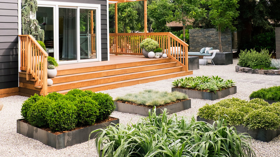 How to Design a Low-Water Zen Garden - Sunset Magazine ... on Zen Backyard Ideas id=70782