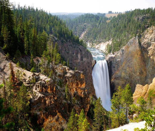 Top Wow Spots Of Yellowstone