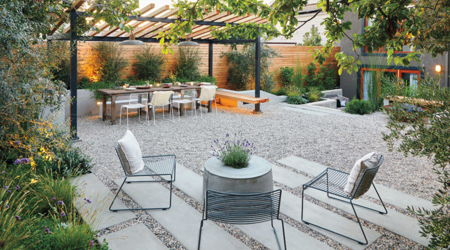 Transform a Yard with These Genius Hardscape Ideas ... on Backyard Hardscape Design id=12100