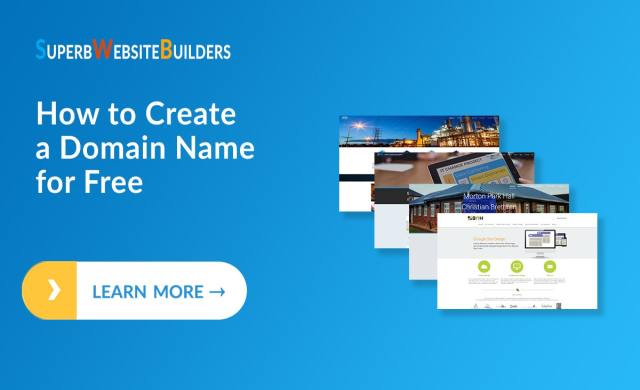 How to Create a Domain Name for Free