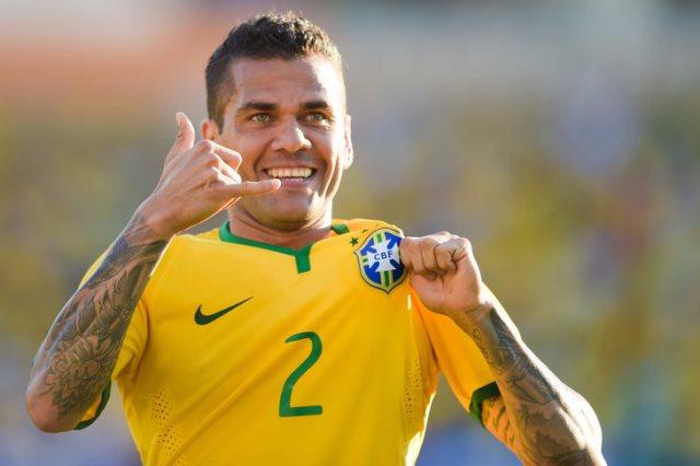 الفيس رابع أكثر لاعب مشاركة مع منتخب البرازيل سوبر كورة