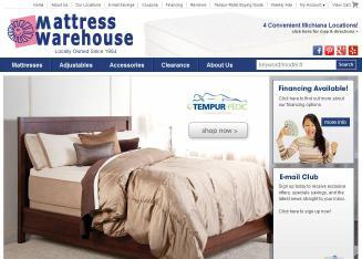Mattress Warehouse In Mishawaka 5701 Grape Rd Furniture S