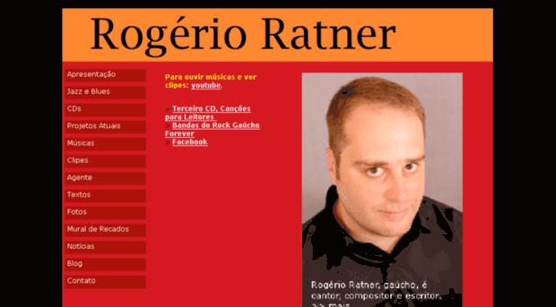 Resultado de imagem para rogério ratner