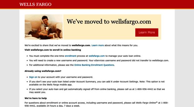Wells Fargo Auto Refinance