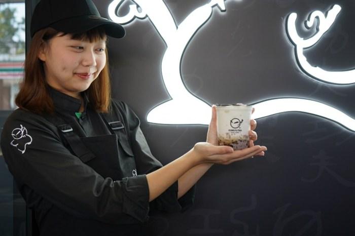 【台中。飲料】正港台灣味--不加一滴水古早味飲料紅豆粉粿鮮奶、黑糖波霸鮮奶,手作功夫茶-台中黎明店。