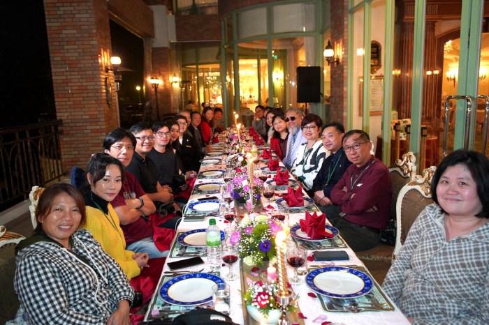 飯店業自主落實消毒,溪頭米堤飯店提倡企業主要主動讓遊客安心。