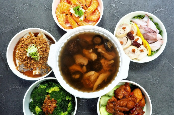 【台中。防疫外賣美食】居家防疫,端午還是要過,立蛋、祭祖、啖美食潮港城美食會館服務到家。