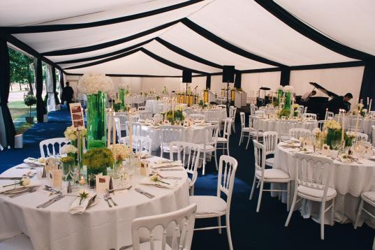 Founder S Dining Hall Banquet Ceremony For A Large Number Of Guests In The Surrey Venue Wedding