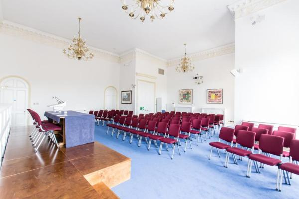 Wolfson Room, {10-11} Carlton House Terrace in London ...