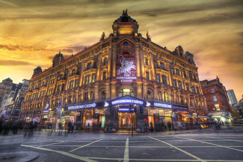 Heliot Steak House The Hippodrome Casino In London Best