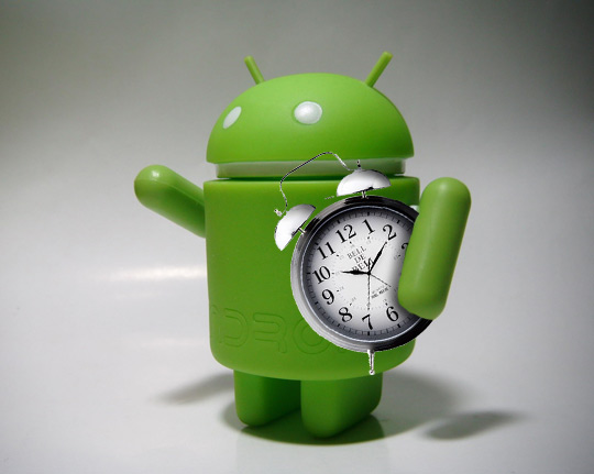 android_clock
