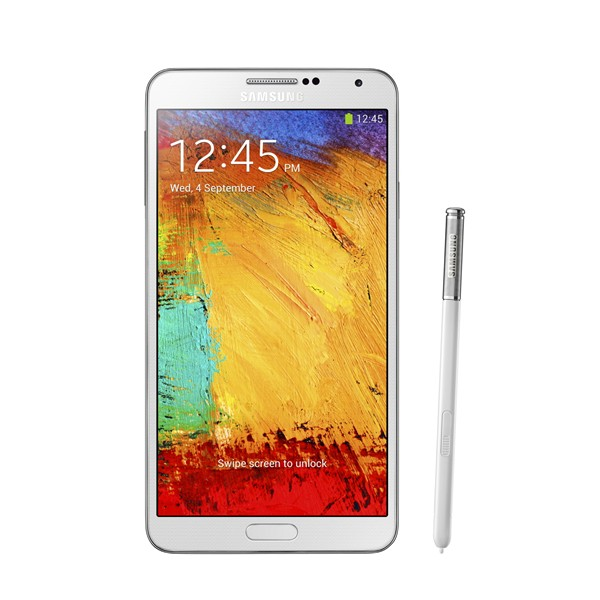 Galaxy Note 3 white