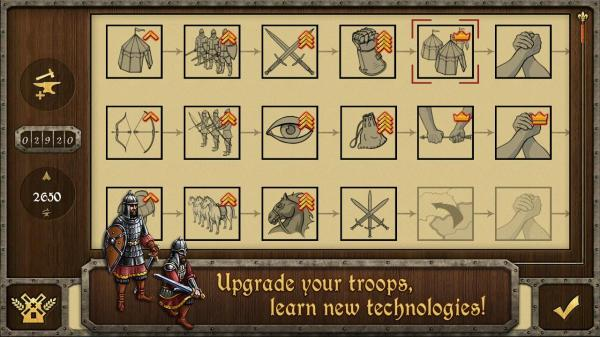 Featured Android Game Review: Strategy & Tactics: Medieval ...