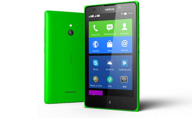 Nokia Android Phones - Nokia X+