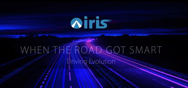 iris laser hud