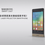 Lenovo Smart Cast Smartphone (4)