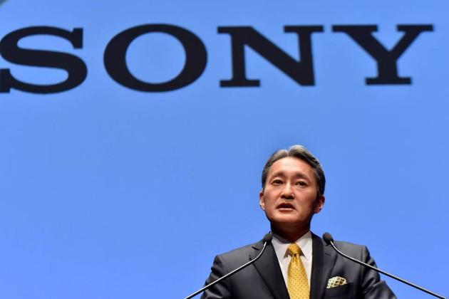 Sony-Chief-Executive-Kazuo-Hirai