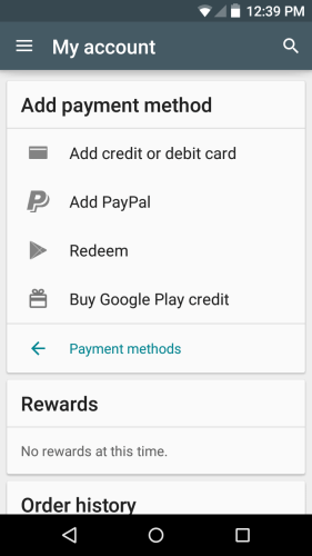 google-play-payment-methods