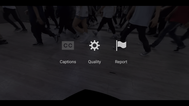 YouTube VR quality