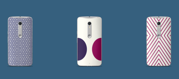 Limited editions designed by Jonathan Adler Motorola3