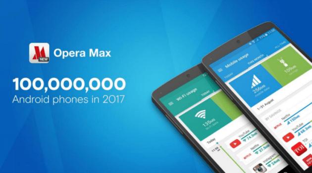 opera-max-100-million-android-phones