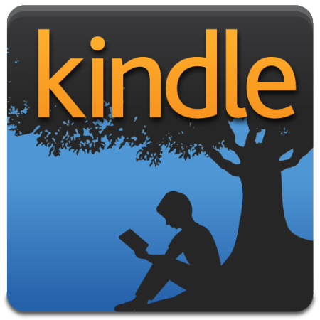 Amazon-Kindle-Icon