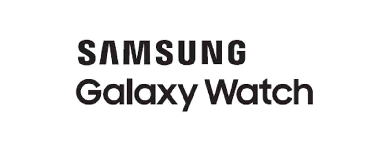 New Samsung Galaxy Watch logo leaks, confirming name