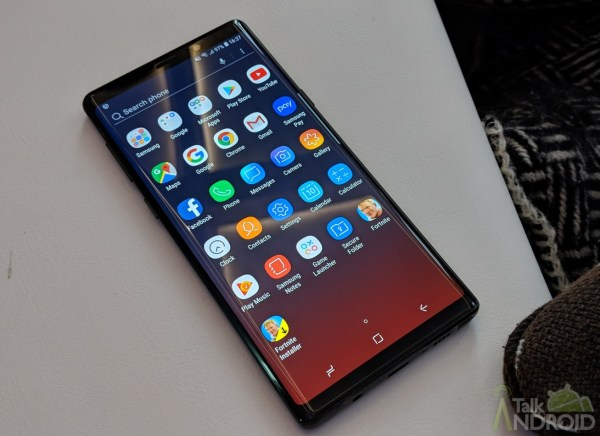 Samsung will drop all of the buttons on the Galaxy Note 10 ...