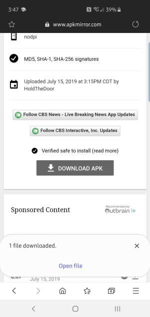 Installer Apk Sur Smart Tv Samsung : installer, smart, samsung, Manually, Install, Files, Android, Device, TalkAndroid.com
