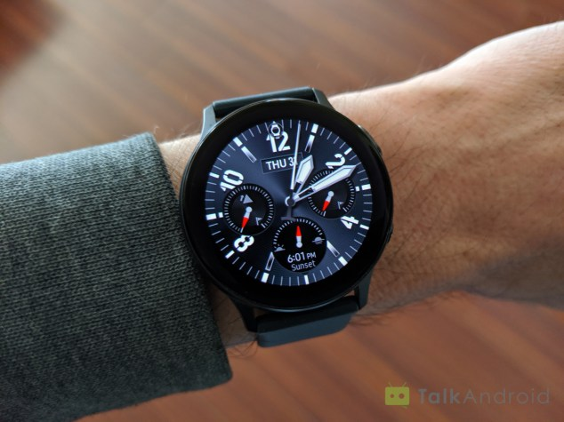 Samsung's Galaxy Watch3