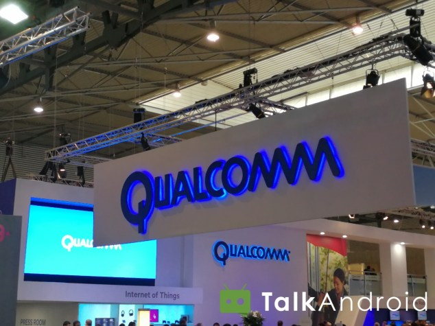 Qualcomm lost 3%