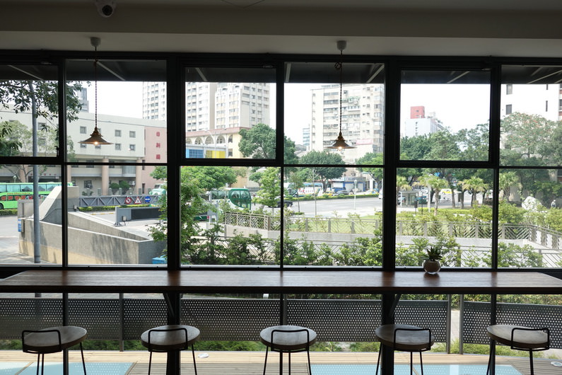《台北咖啡》中山。日子咖啡二號店nichi nichi+park