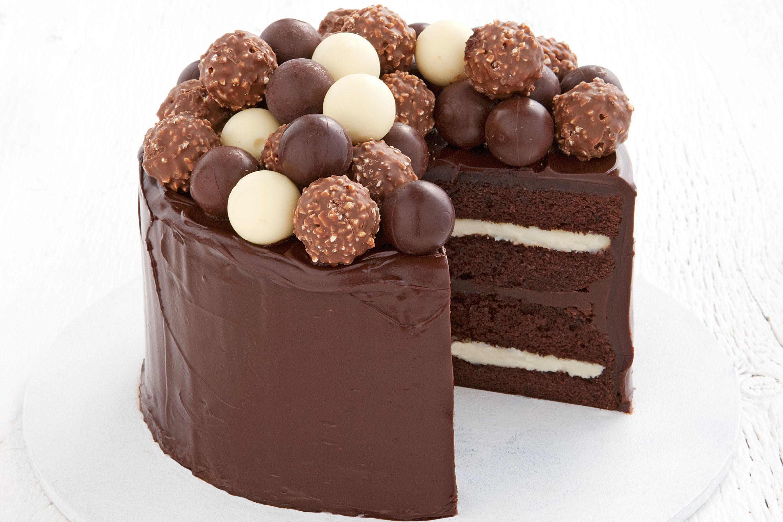 Chocolate Cake Ideas For Birthdays