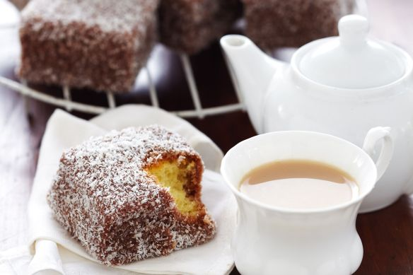 Image result for photos of lamingtons