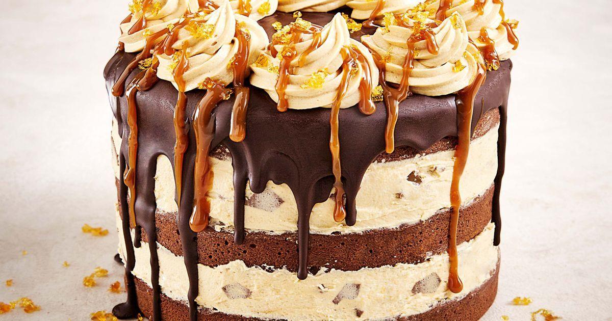Easy Cake Sponge Recipes