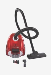 Vacuum Cleaners Upto 50  Off   Buy Vacuum Cleaners Online At Tata CLiQ Eureka Fobes Trendy Zip Plus 1000 Watt Vacuum Cleaner  Silver Red