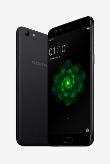 Oppo F3 64GB (Black) 4GB RAM, Dual SIM 4G