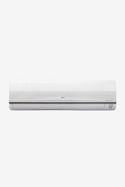 LG 1.5 Ton Inverter 3 Star Copper (BEE Rating 2018) Q18CPXD2 Split AC (White)