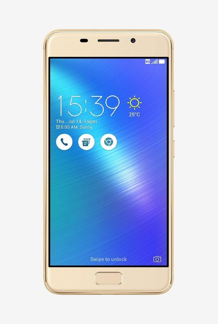 Asus Zenfone 3s Max (ZC521TL-4G006IN) Dual Sim 32 GB (Gold)