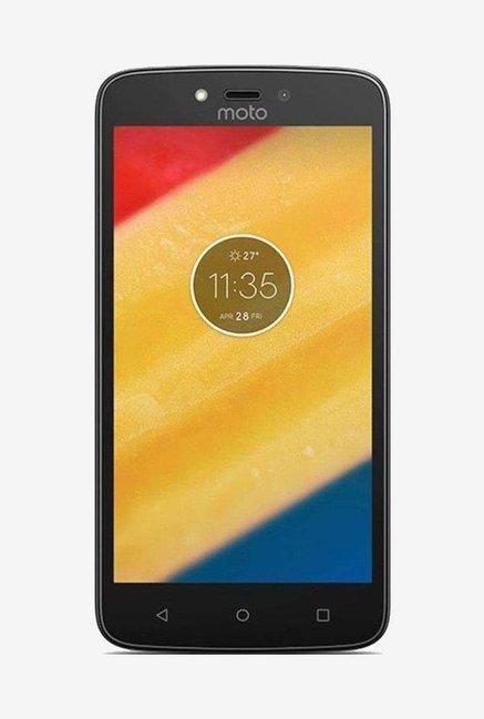 Motorola Moto C 16 GB (Starry Black) 1 GB RAM, Dual SIM 4G