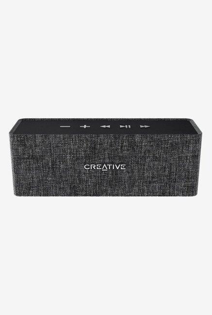 Creative Nuno Bluetooth Speaker (Black)