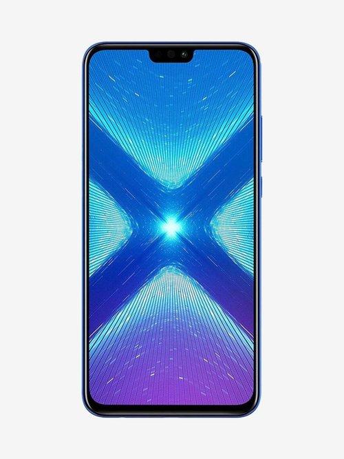 Honor 8X 128 GB (Navy Blue) 6 GB RAM, Dual SIM 4G