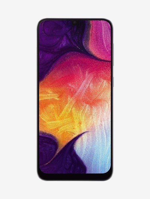 Samsung Galaxy A50 64 GB (White) 4 GB RAM, Dual SIM 4G