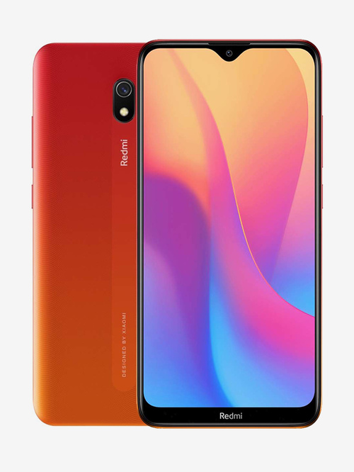 Xiaomi Redmi 8A 32 GB (Sunset Red) 2 GB RAM Dual SIM 4G