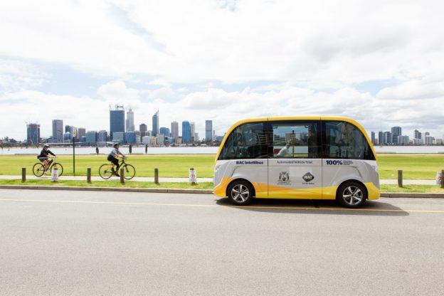 澳洲無人駕駛巴士開測一年了 有哪些進展? @ Win Driver Blog :: 痞客邦