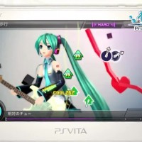 Hatsune Miku, Screenshot, Video Games
