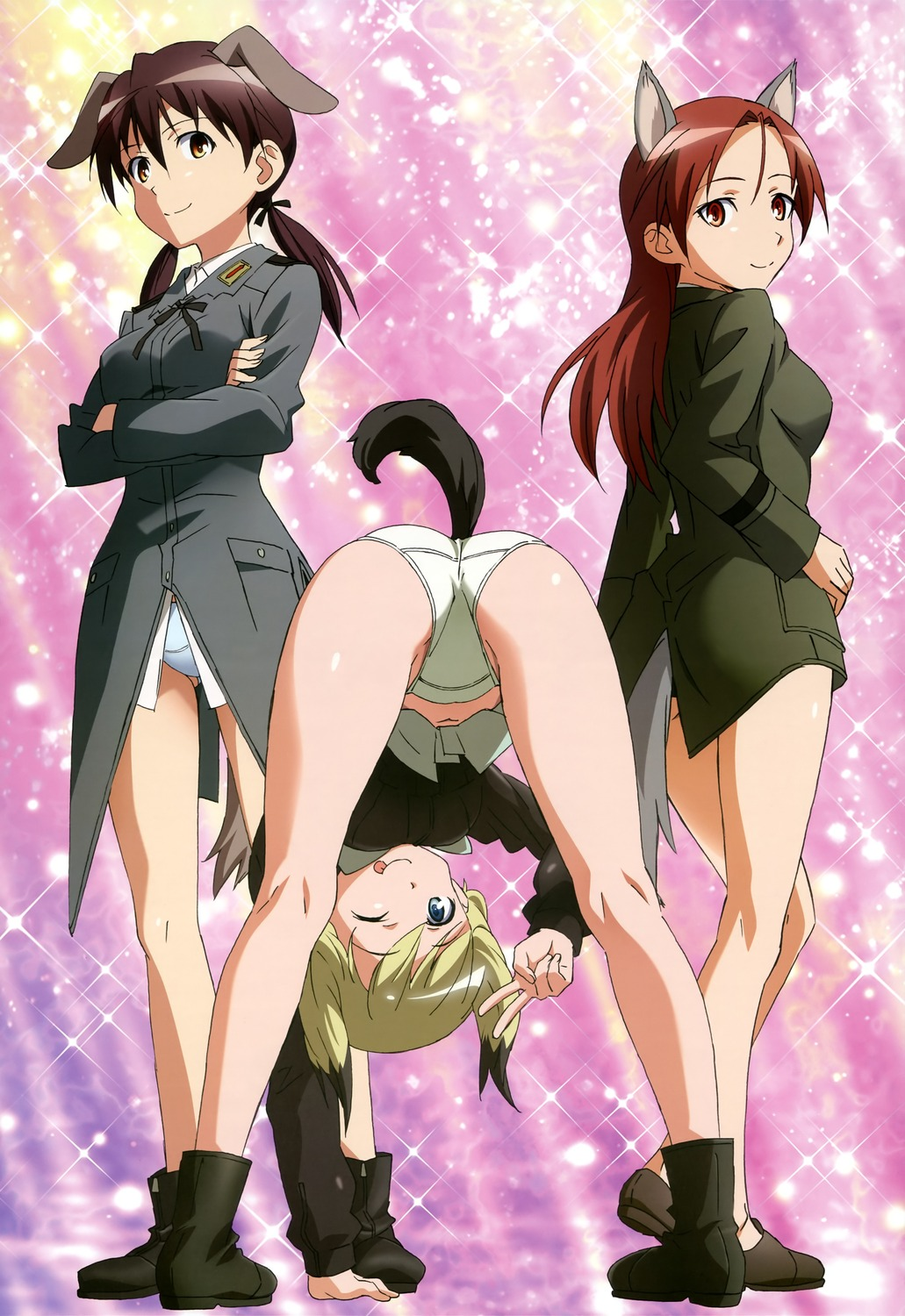 Anime Girl, Strike Witches